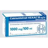 Кальциумфолинат Calciumfolinat 1000mg/100ml 1 флакон