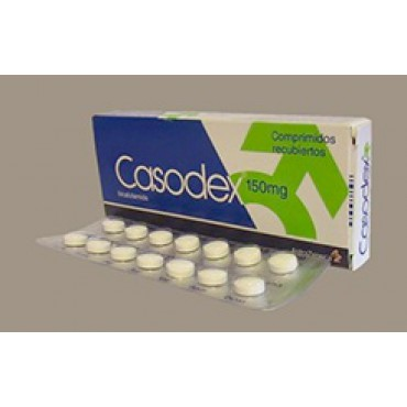 Купить Касодекс Casodex 150 мг/90 таблеток в Москве
