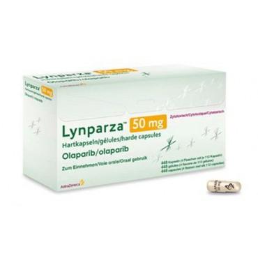 Купить Линпарза Lynparza (Олапариб) 50 мг/4x112 капсул в Москве