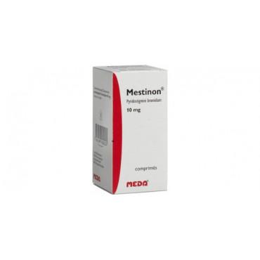 Купить Местинон Mestinon 10 мг /100 таблеток в Москве