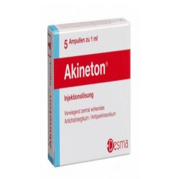 Купить Акинетон AKINETON  5X1 ml в Москве