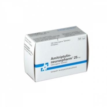 Купить Амитриптилин AMITRIPTYLIN - CT 25mg - 100 Шт в Москве