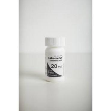 Купить Кабометикс (Кабозантиниб) CABOMETYX 20мг/30 таблеток в Москве
