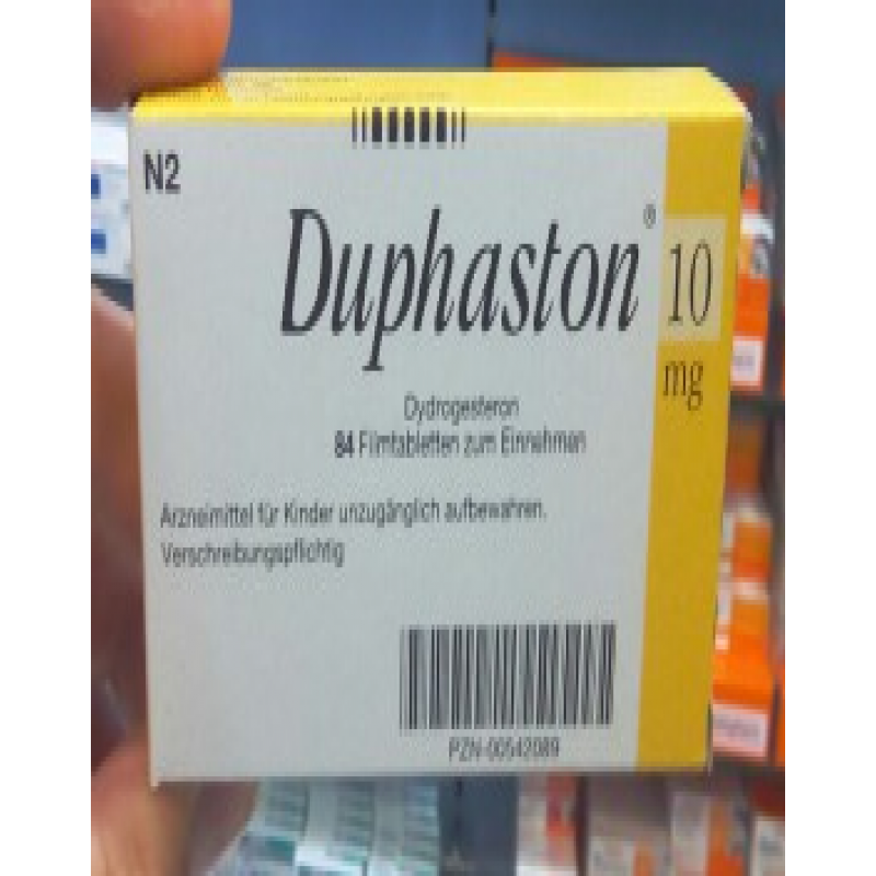 Дюфастон DUPHASTON 10MG - 84 Табл