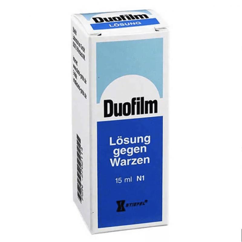 Дуофилм Duofilm - 15 Мл