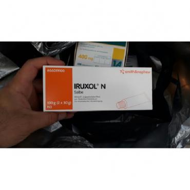 Купить Ируксол IRUXOL N- 100 Гр в Москве