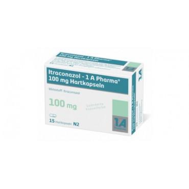 Купить Итраконазол ITRACONAZOL  100 мг/15 капсул в Москве