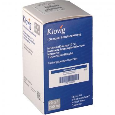Купить Киовиг KIOVIG 100MG/ML - 10 Мл в Москве