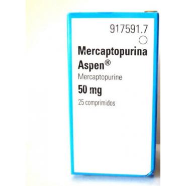 Купить Меркаптопурин MERCAPTOPURIN Medice 10 mg /100 Шт в Москве