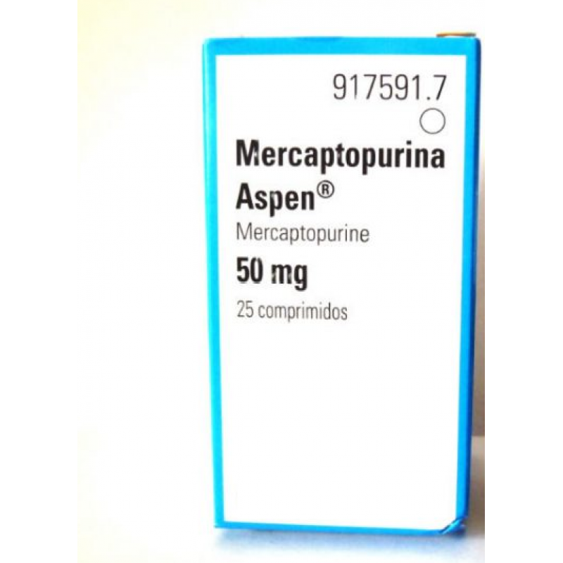 Меркаптопурин MERCAPTOPURIN Medice 10 mg /100 Шт