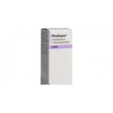 Купить Мадопар Madopar 250/100 таблеток   в Москве
