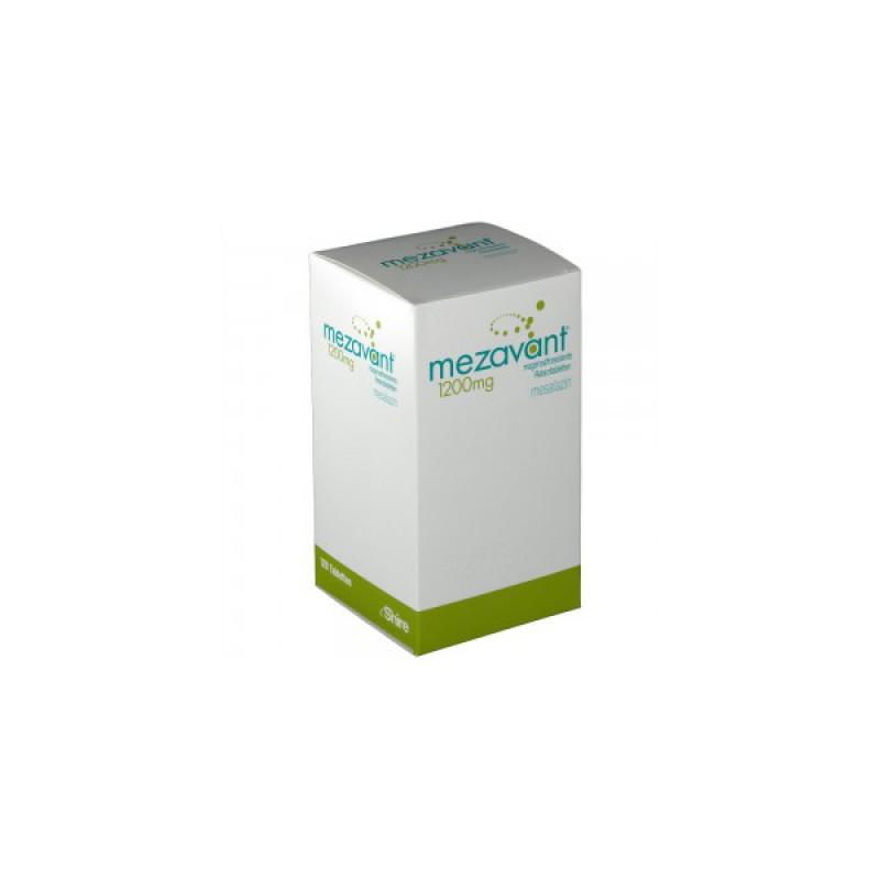Мезавант Mezavant 1200 мг/120 таблеток