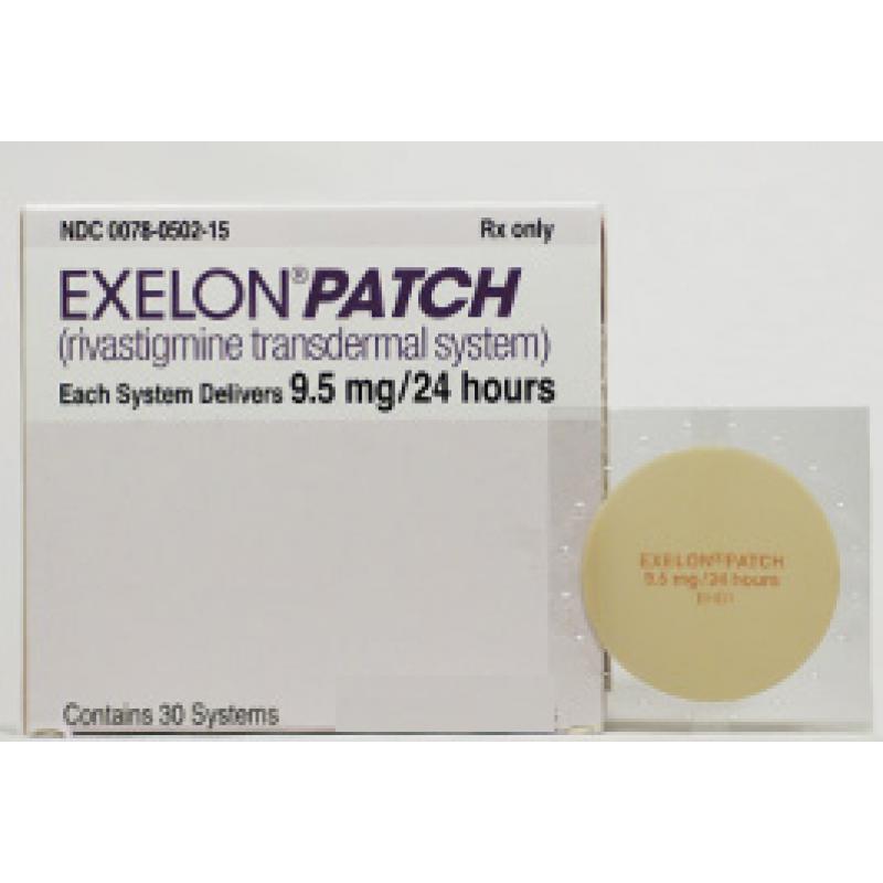 Экселон EXELON 9,5 mg/84 Шт