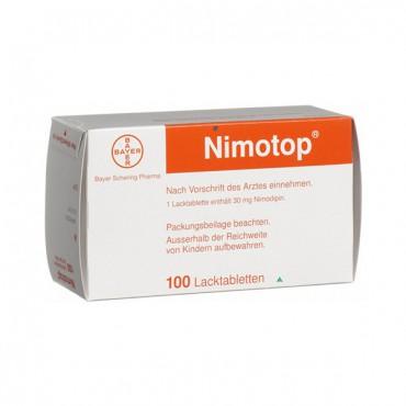 Купить Нимотоп NIMOTOP - 100 Шт в Москве