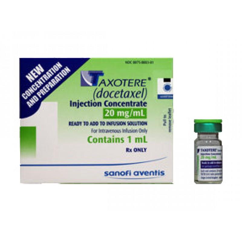 Таксотер Taxotere 20 мг/1 флакон