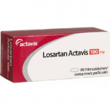 Лозартан LOSARTAN WIN COMP 100/25MG