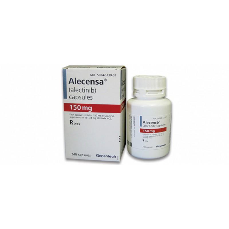 Алеценза Alecensa 150MG/224 шт