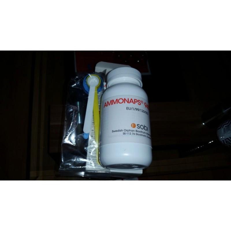 Аммонапс Ammonaps 500MG/250 Шт