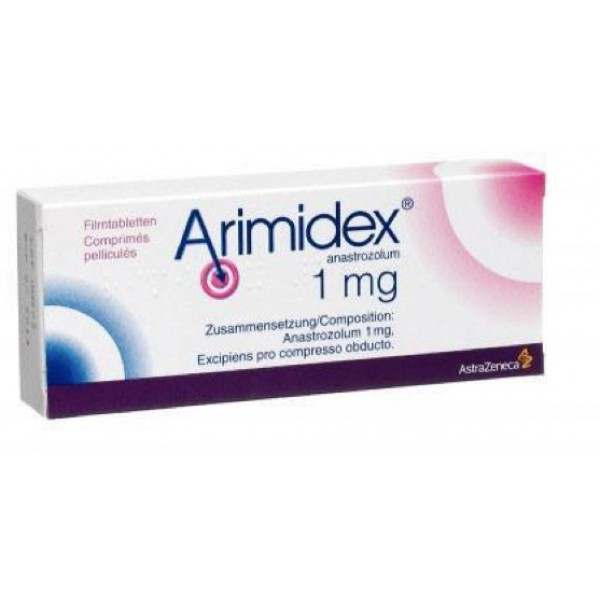 Аримидекс Arimidex 1MG/30 шт