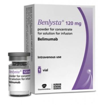 Купить Бенлиста Benlysta 120MG в Москве