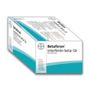 Купить Бетаферон Betaferon 250UG/ML 3MONAT/3X14 шт в Москве