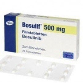 Купить Босулиф Bosulif 500MG/28 шт в Москве