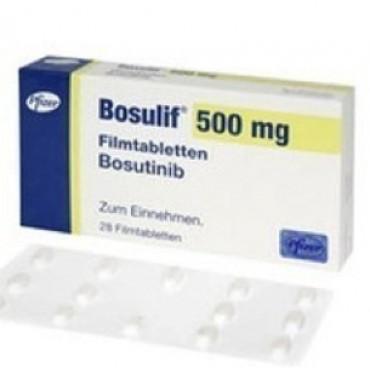 Купить Босулиф Bosulif 500MG/28 шт в Москве