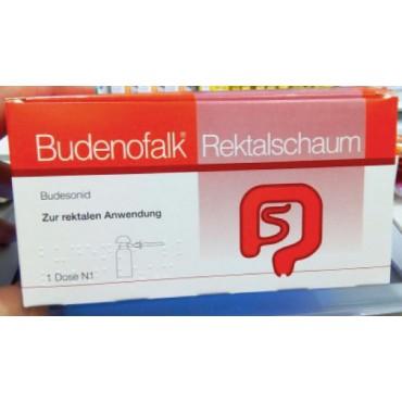 Купить Буденофальк Budenofalk Rektalschaum 2x14 насадок в Москве