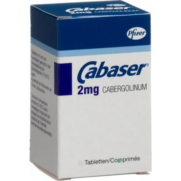 Купить Кабазер Cabaseril 2MG/60Шт в Москве