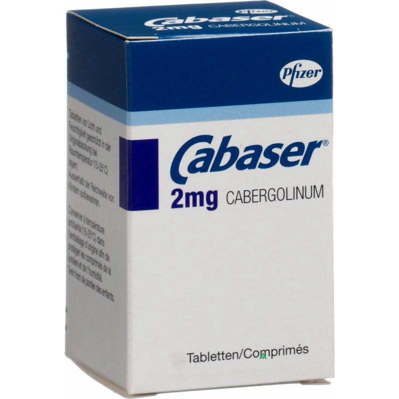 Кабазер Cabaseril 2MG/60Шт