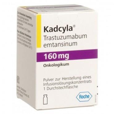 Купить Кадсила Kadcyla 160 мг/1 флакон в Москве