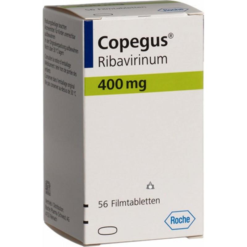 Копегус Copegus 400MG/14 Шт