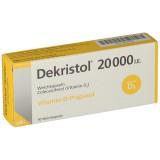 Декристол Dekristol 20000 I.E./50 шт