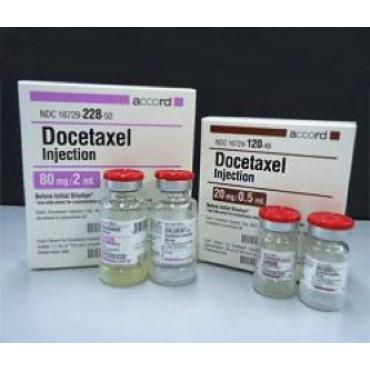 Купить Доцетаксел Docetaxel Accord 20MG/1ML в Москве