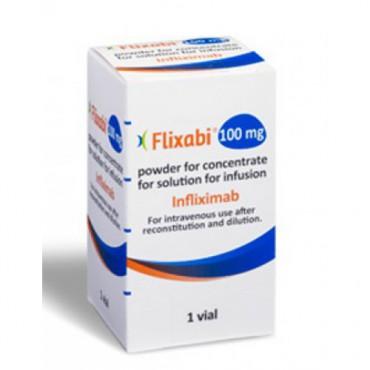 Купить Фликсаби Flixabi 100MG/ 5 флакон в Москве
