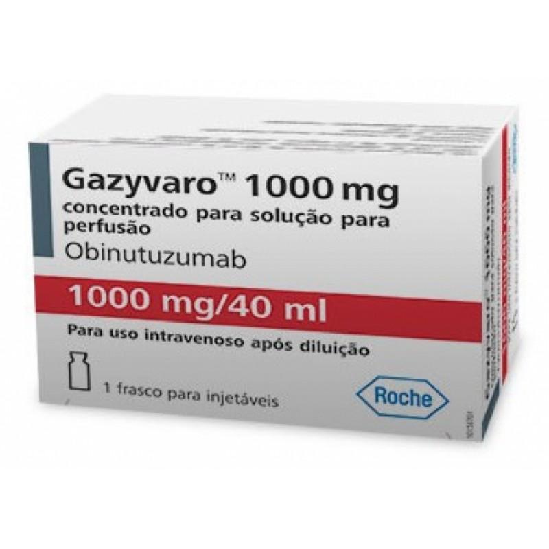 Газиваро/Газива Gazyvaro (Обинутузумаб)