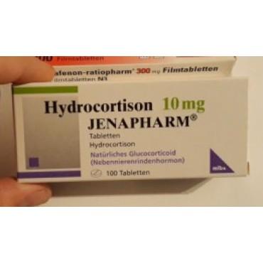 Купить Гидрокортизон Hydrocortison 10MG /100 шт в Москве