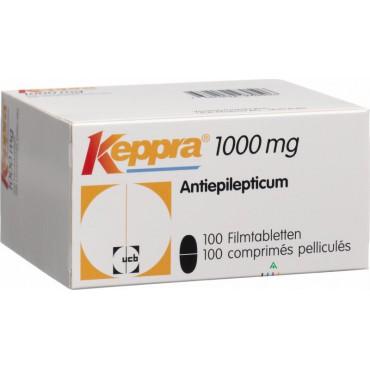 Купить Кепра KEPPRA (Levetiracetam) 1000 Mg 200 Шт. в Москве