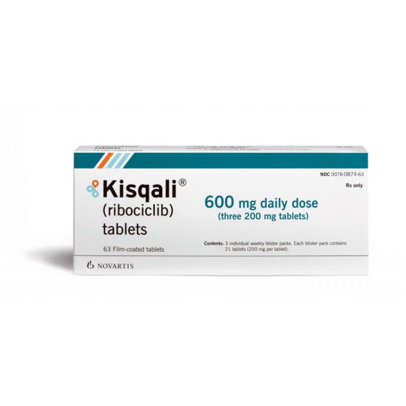 Кискали Kisqali 200 MG/3x63 шт