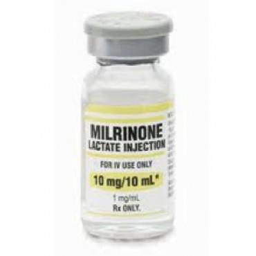 Купить Милринон Milrinon Hikma 1MG/ML 10X10 ml в Москве