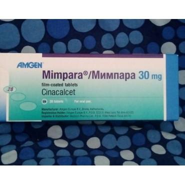 Купить Мимпара Mimpara 30MG/ 28 Шт в Москве