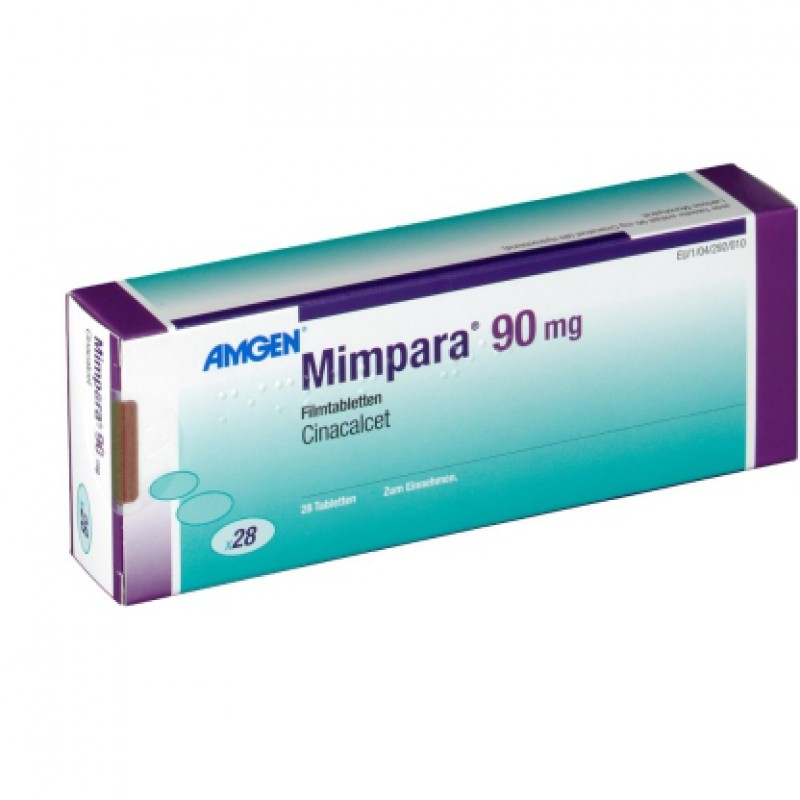 Мимпара Mimpara 90MG/ 28 Шт