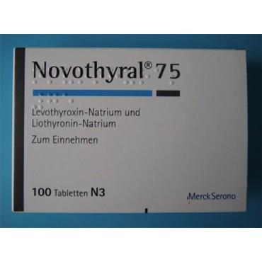 Купить Новотирал Novothyral 75/100 in в Москве