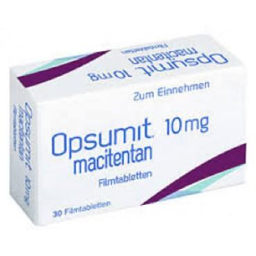 Купить Опсумит (мацитентан) Opsumit 10MG/30 шт в Москве