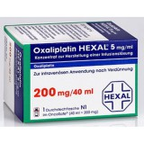 Оксалиплатин Oxaliplatin WIN5MG/ML200MG/40Ml