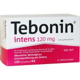 Тебонин Tebonin Intens 120MG 120 Шт.
