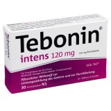 Тебонин Tebonin Intens 120MG 30 Шт.