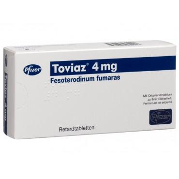 Купить Товиаз Toviaz 4MG / 100Шт в Москве