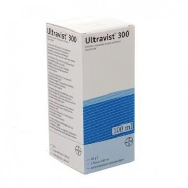 Купить Ультравист Ultravist 300 10х150 мл в Москве