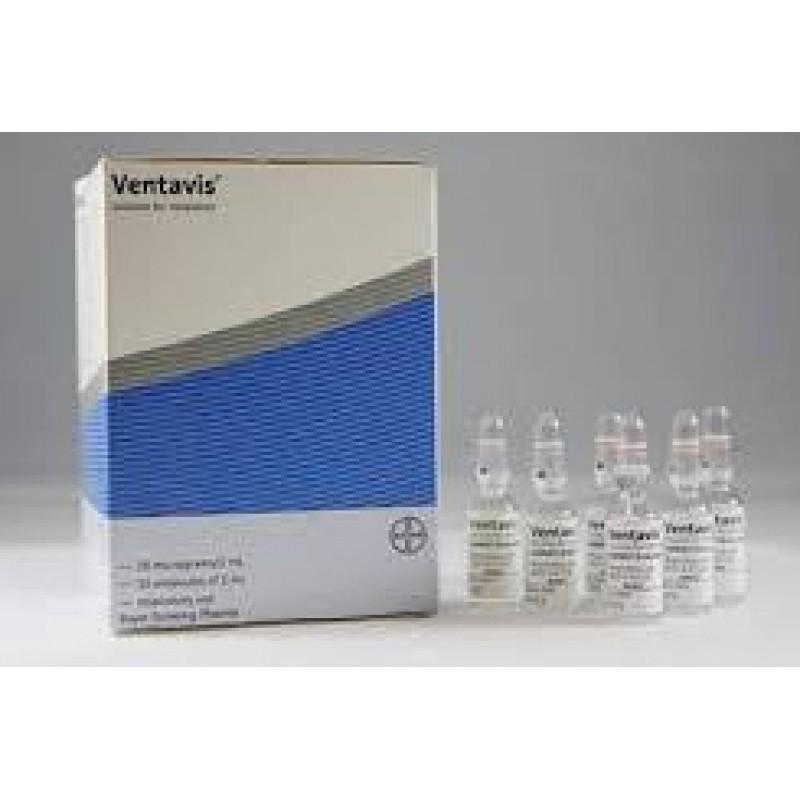 Вентавис Ventavis 10UG/ML 30 штX1 ml